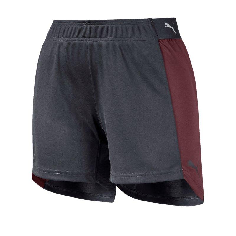 PUMA ftbINXT Shorts Damen Schwarz F001 - schwarz