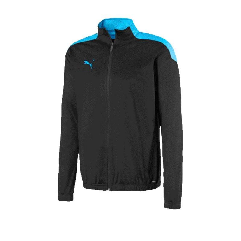 PUMA ftblNXT Track Jacket Jacke Schwarz Blau F01 - schwarz