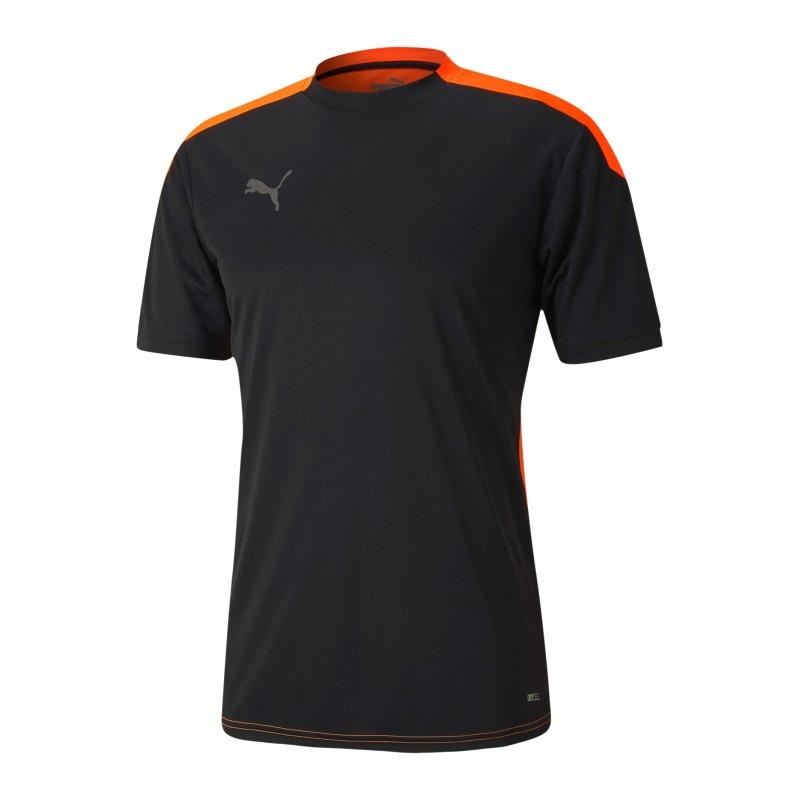 PUMA ftblNXT T-Shirt Schwarz F01 - schwarz