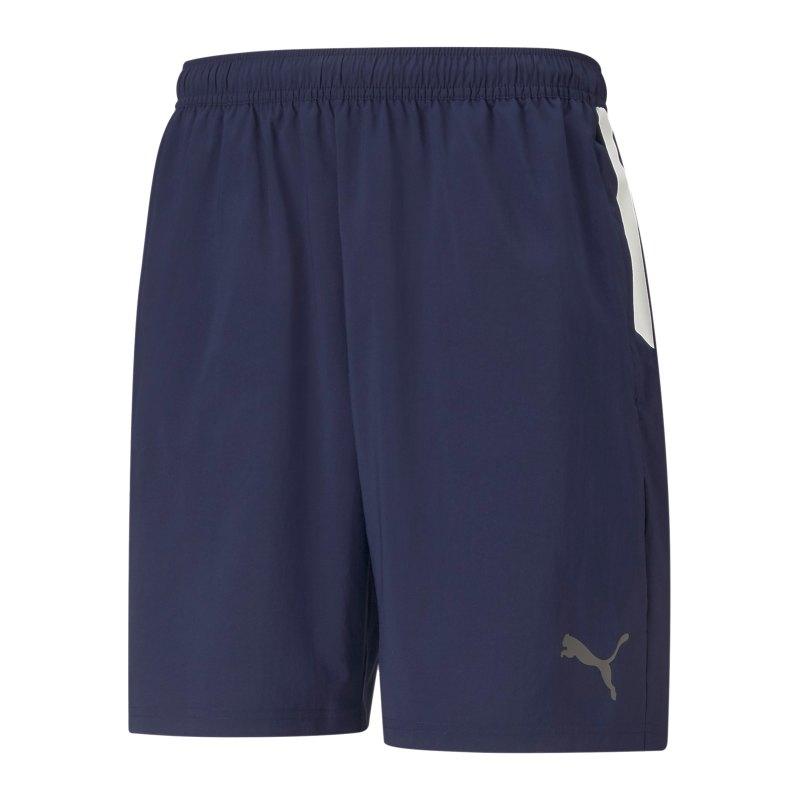 PUMA teamLIGA Sideline Shorts Blau F06 - blau