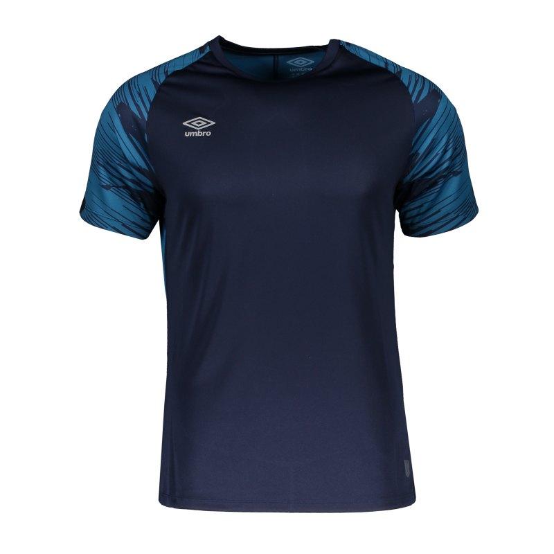 Umbro Training Jersey Trikot Blau FJGJ - blau