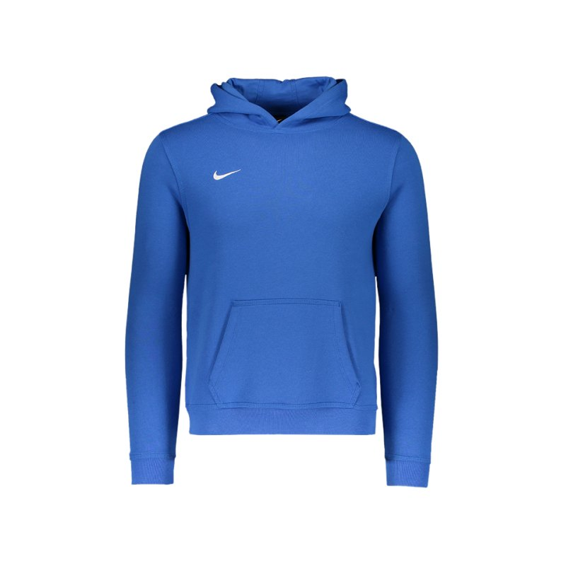Nike Team Club Hoody Kids F463 Blau - blau