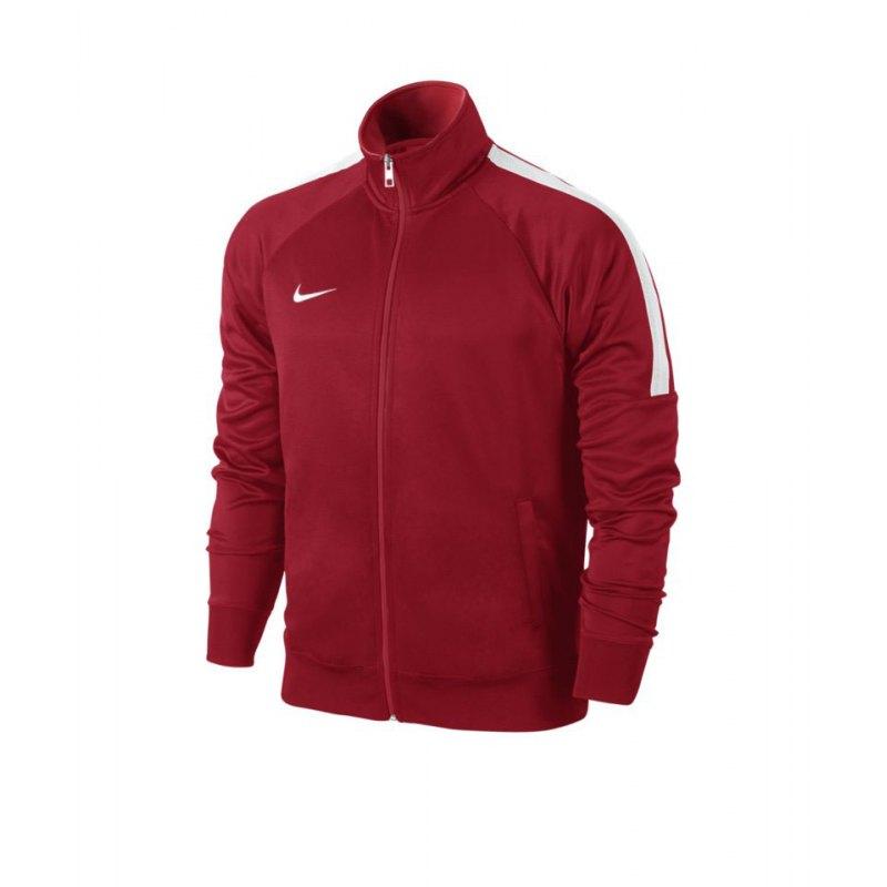 Nike Trainer Jacket Jacke Team Club F657 Rot - rot