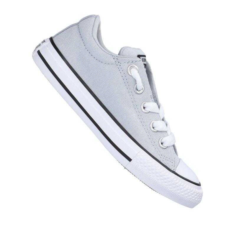 Converse Chuck Taylor All Star Sneaker Kids F097 - grau