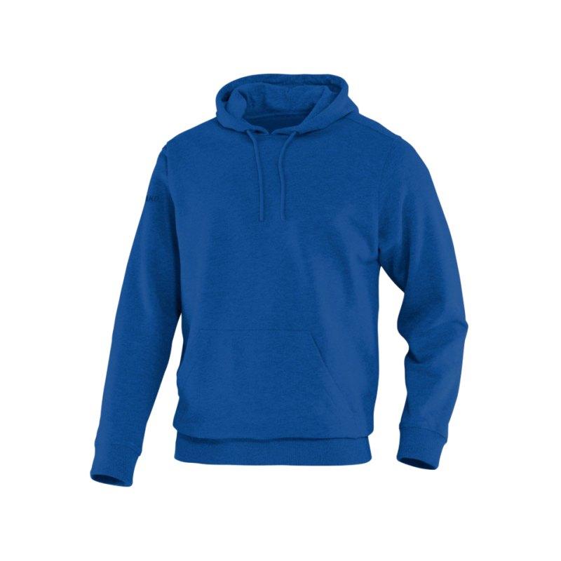 Jako Hoody Team Kapuzensweat Damen Blau F04 - blau