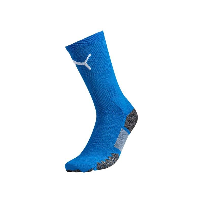 PUMA Socken Socks Match Crew Blau F02 - blau