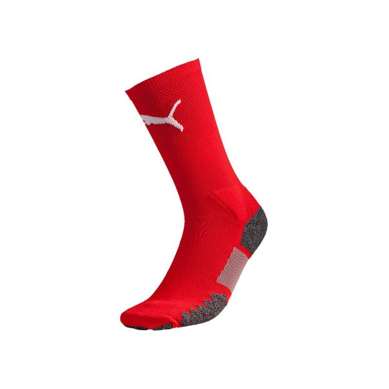 PUMA Socken Socks Match Crew Rot F01 - rot