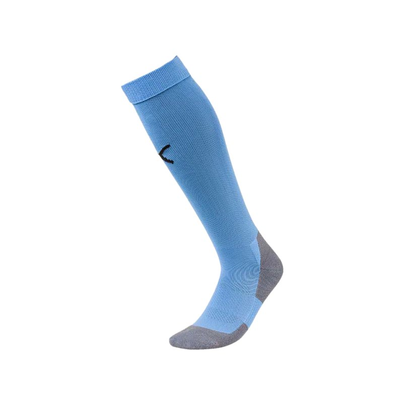 PUMA LIGA Socks Core Stutzenstrumpf Blau Weiss F18 - blau