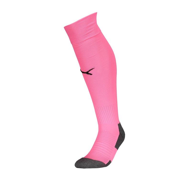 PUMA LIGA Socks Core Stutzenstrumpf Pink F29 - pink
