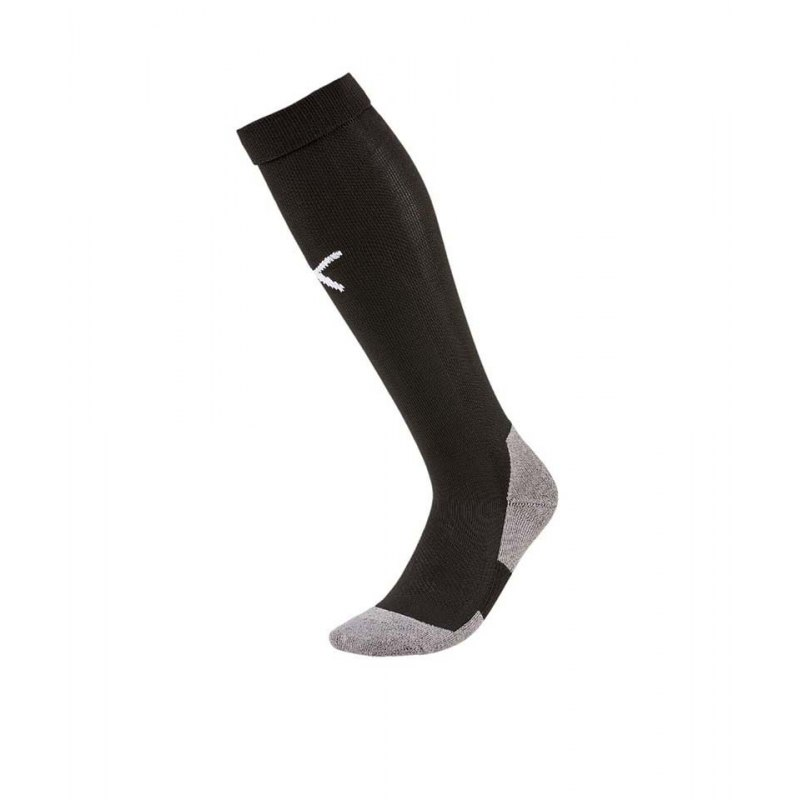 PUMA LIGA Socks Core Stutzenstrumpf Schwarz F03 - schwarz