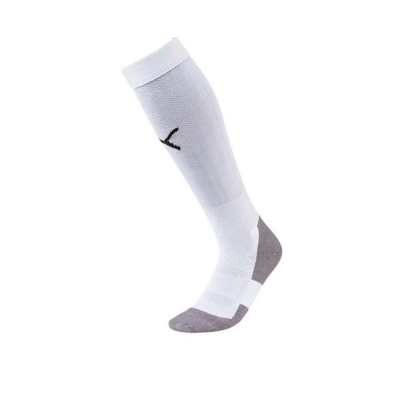 PUMA LIGA Socks Core Stutzenstrumpf Weiss F04 - weiss