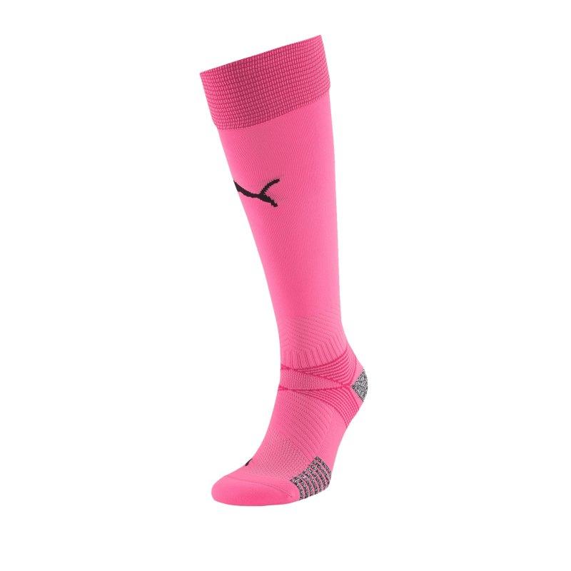 Puma teamFINAL 21 Socks Stutzenstrümpfe Pink F22 - pink