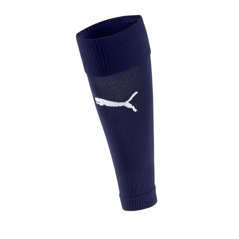 PUMA teamGOAL 23 Sleeve Socks Blau F06 - blau