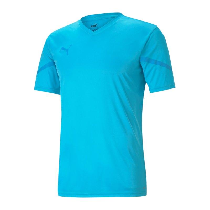 PUMA teamFLASH Trikot Blau F02 - blau