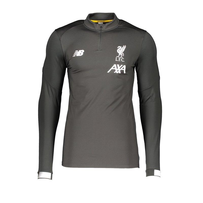 New Balance FC Liverpool OnPitch Langarmshirt F121 - schwarz