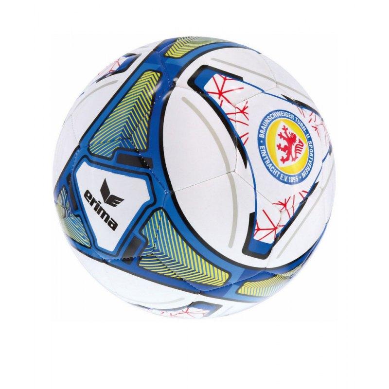 Erima Trainingsball Eintracht Braunschweig - blau