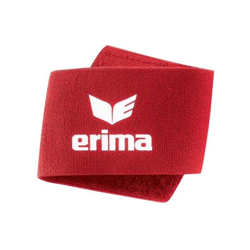 Erima Schienbeinschonerhalter Guard Stays Rot - rot