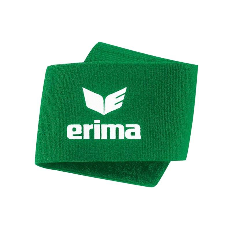 Erima Schienbeinschonerhalter Guard Stays Grün - gruen