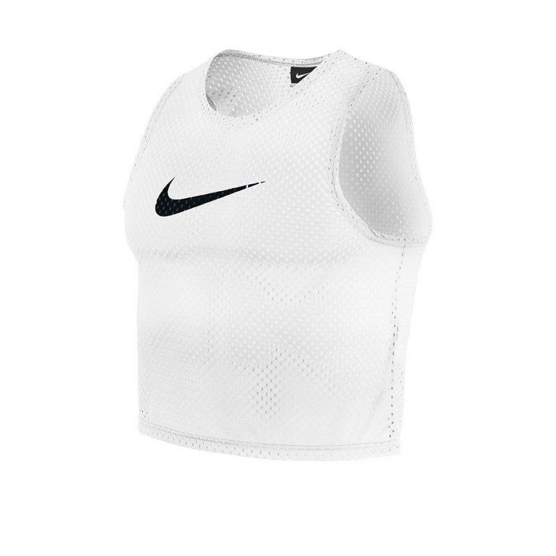 Nike Kennzeichnungshemd Training BIB Weiss F100 - weiss