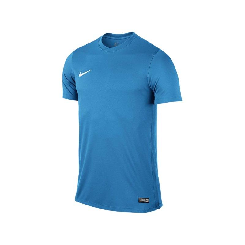 Nike Kurzarm Trikot Park VI F412 Hellblau - blau