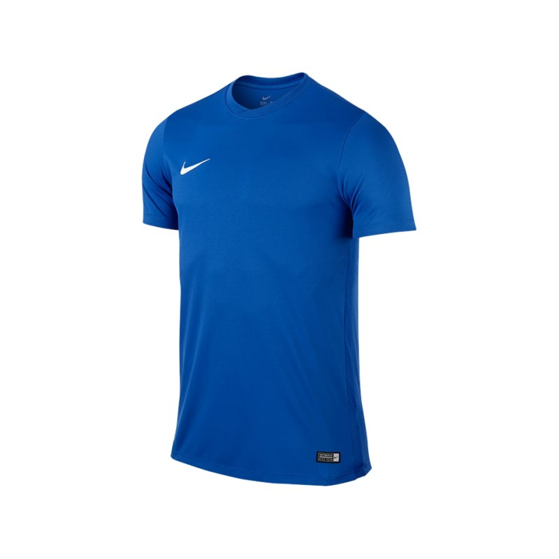 Nike Kurzarm Trikot Park VI F463 Blau - blau