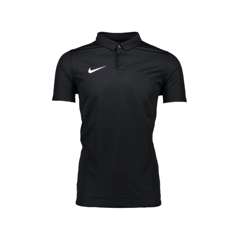 Nike Poloshirt Squad 17 Schwarz F010 - schwarz