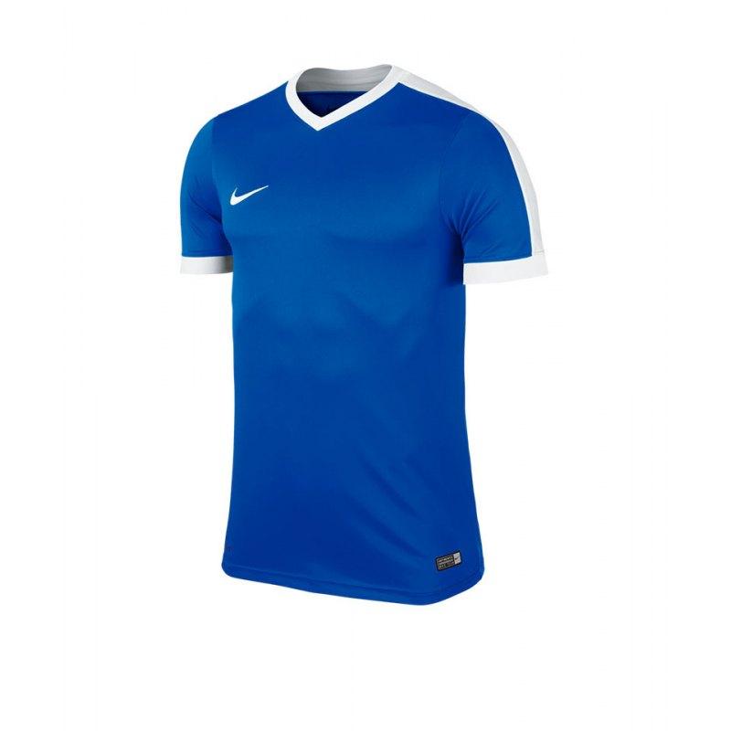 Nike Kurzarm Trikot Striker IV Kinder F463 Blau - blau