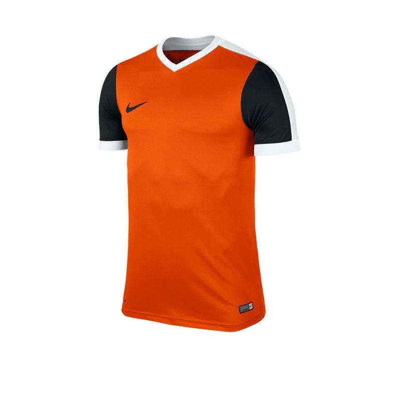 Nike Kurzarm Trikot Striker IV Kinder F815 Orange - orange