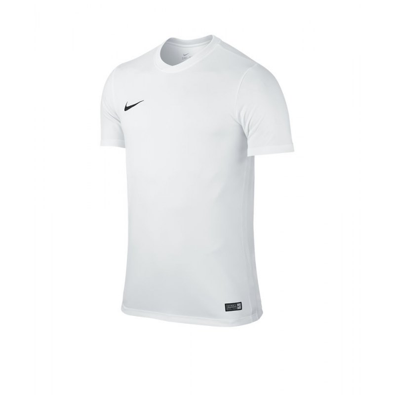 Nike Kurzarm Trikot Park VI Kinder F100 Weiss - weiss
