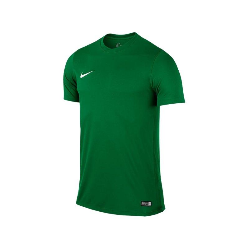 Nike Kurzarm Trikot Park VI Kinder F302 Grün - gruen