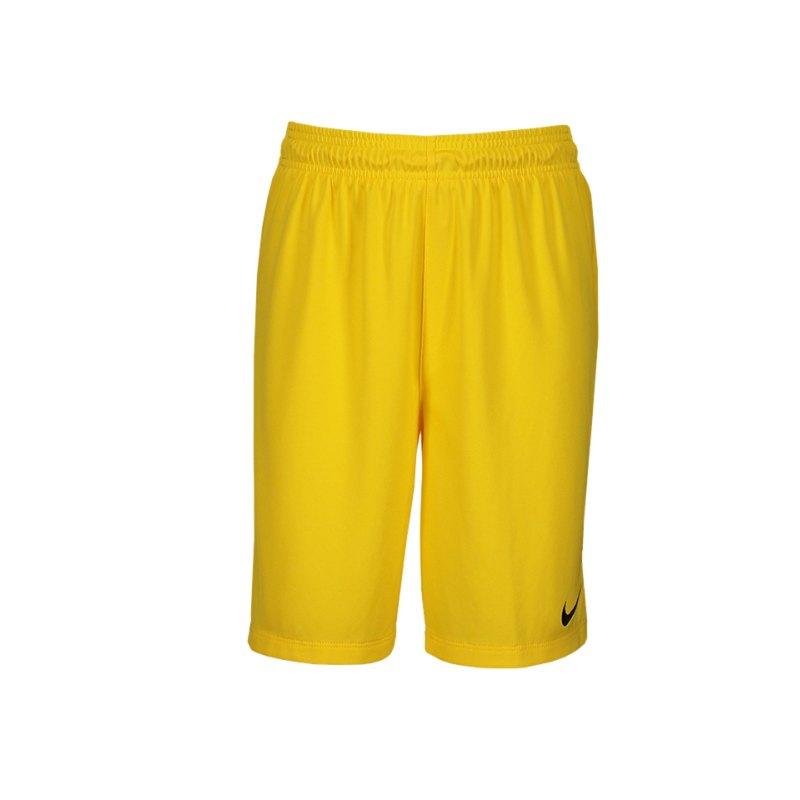 Nike League Knit Short ohne Innenslip Kids F719 - gelb
