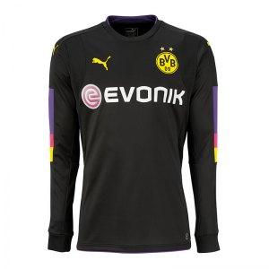 PUMA Torwarttrikot 16/17 BVB Dortmund F04 - schwarz