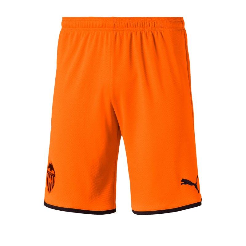 PUMA FC Valencia Short Away 2019/2020 Orange F04 - Orange