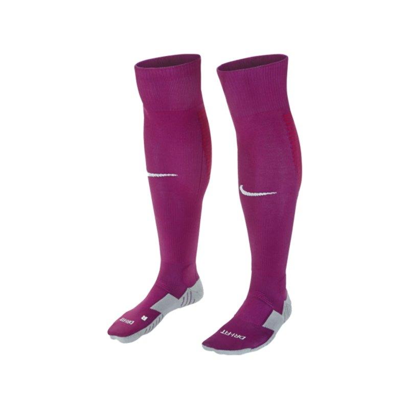 Nike Stutzenstrumpf Team Matchfit Core OTC F570 - lila