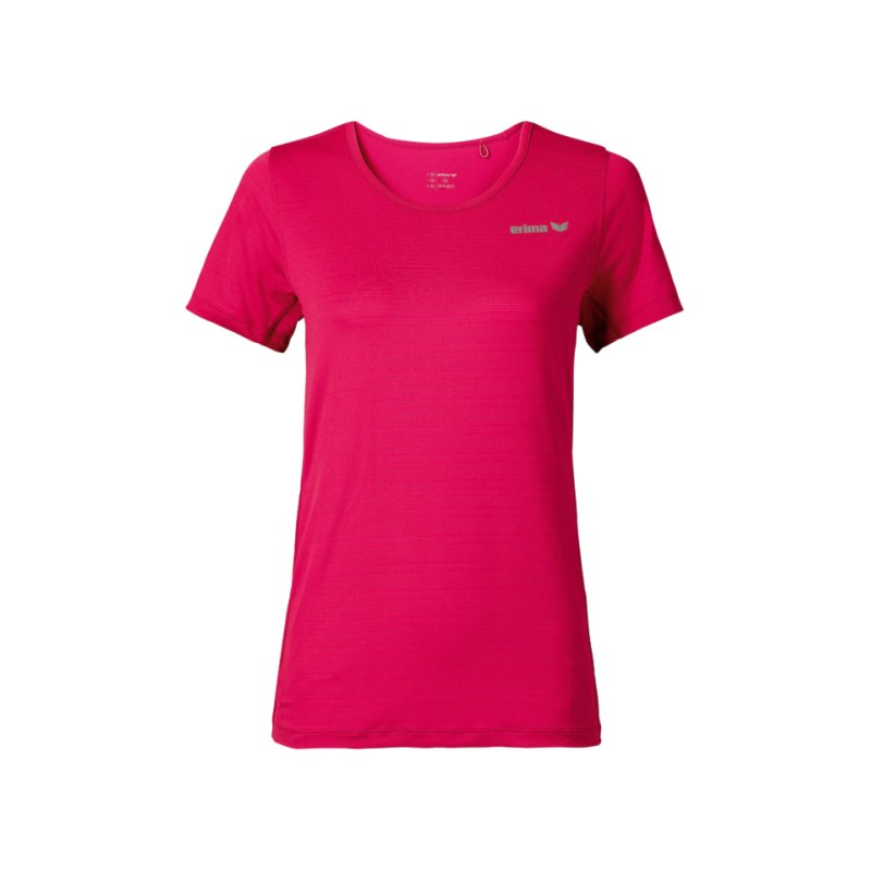 Erima Green Concept T-Shirt Running Damen Pink - pink