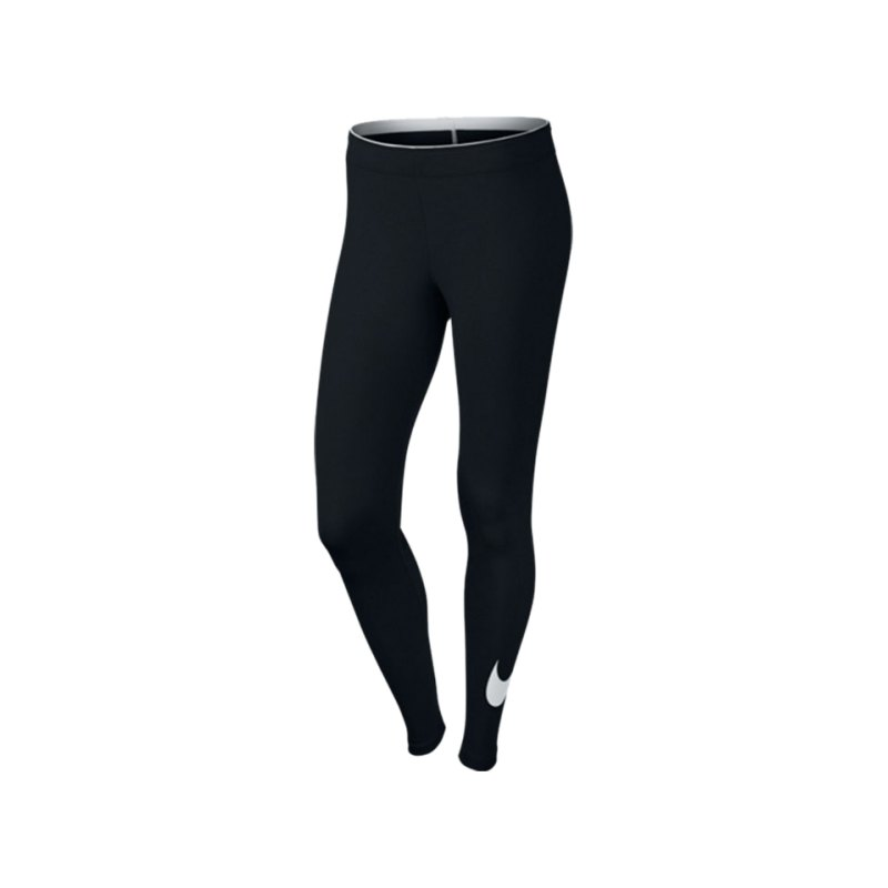 Nike Legging Club Training Damen Schwarz F010 - schwarz