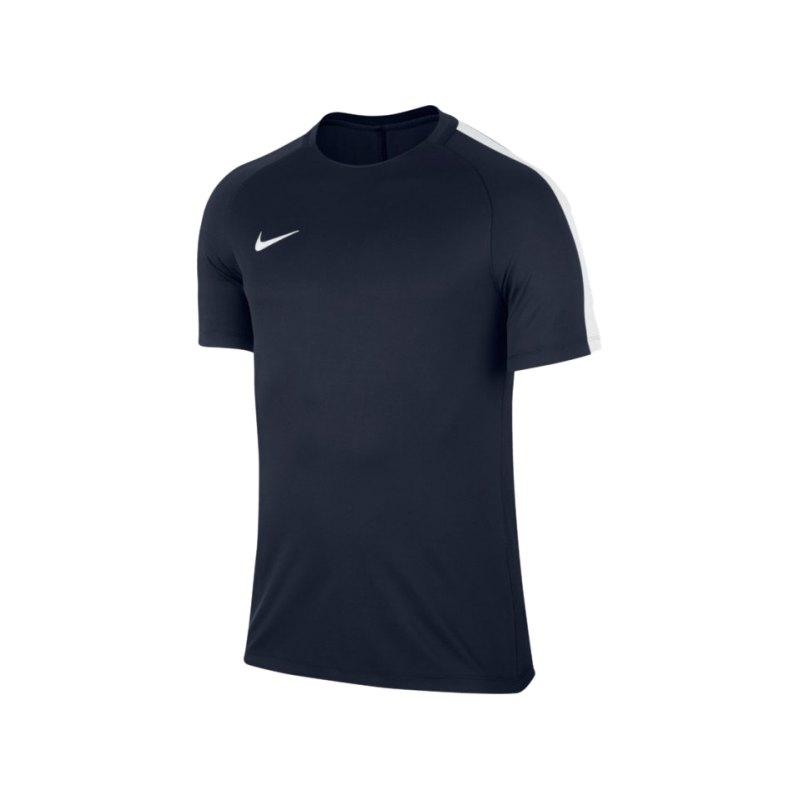 Nike Trainingstop Squad 17 Dry Kinder Blau F452 - blau