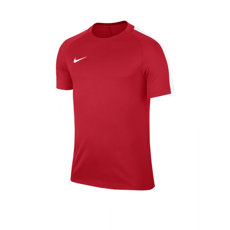 Nike Trainingstop Squad 17 Dry Kinder Rot Weiss F657 - rot