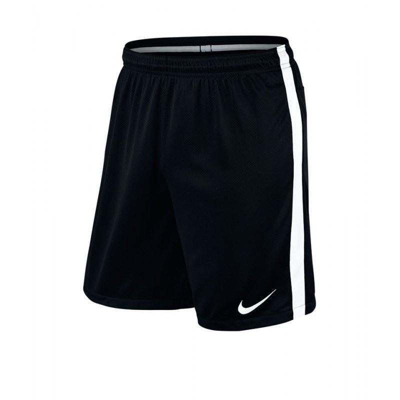 Nike Squad 17 Short Dry Knit Schwarz Weiss F010 - schwarz