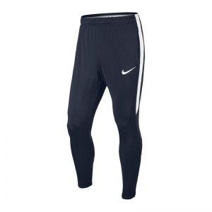Nike Trainingshose Squad 17 Dry Blau Weiss F452