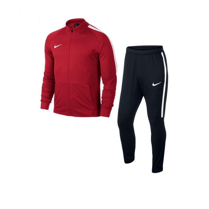 Nike Trainingsanzug Squad 17 Dry Kinder Rot F657 - rot
