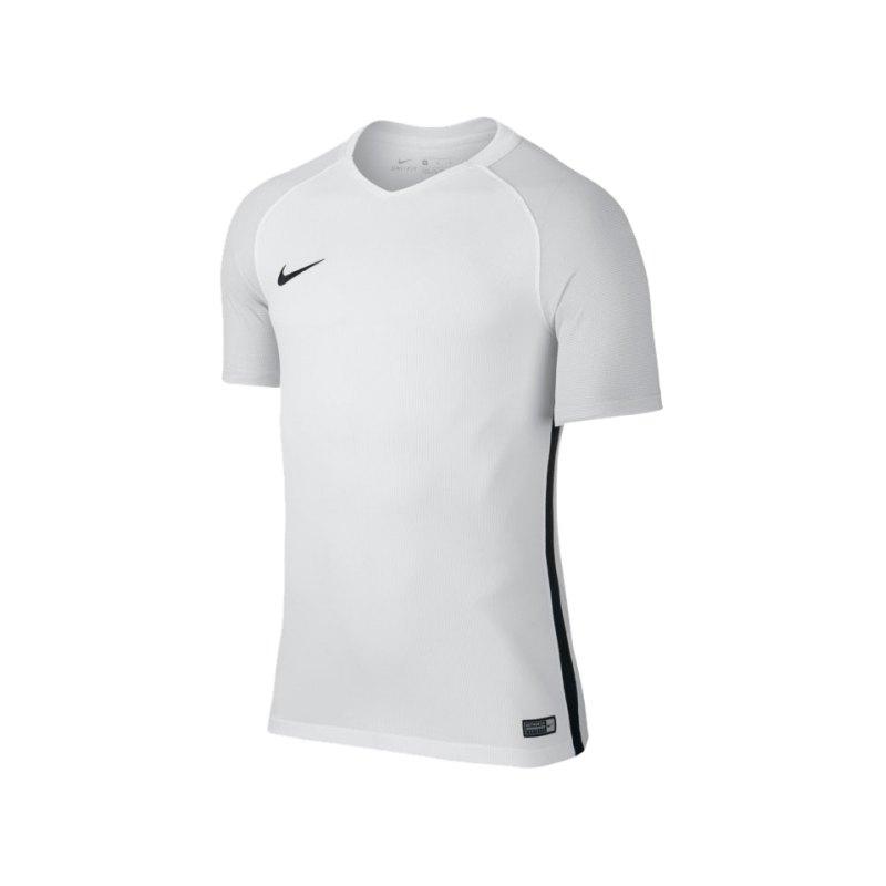 Nike kurzarm Trikot Revolution IV Weiss F100 - weiss