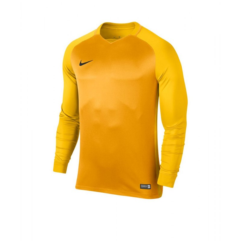 Nike langarm Trikot Trophy III Dry Team Gold F739 - gold