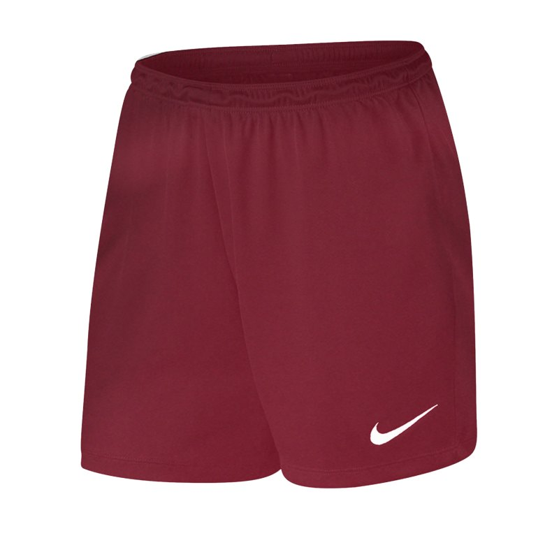 Nike Park II Knit Short o. Innenslip Damen F677 - rot