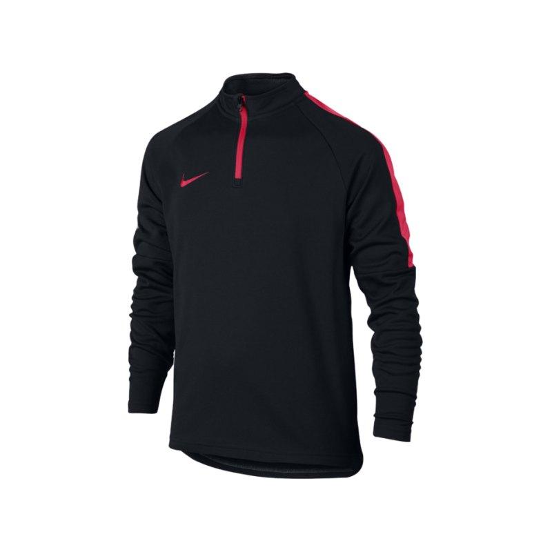 Nike Dry Academy Football Drill Top LS Kids F017 - schwarz
