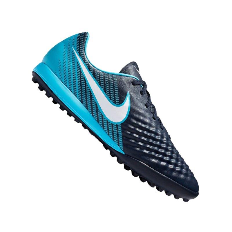 Nike Magista Onda II TF Blau F414 - blau