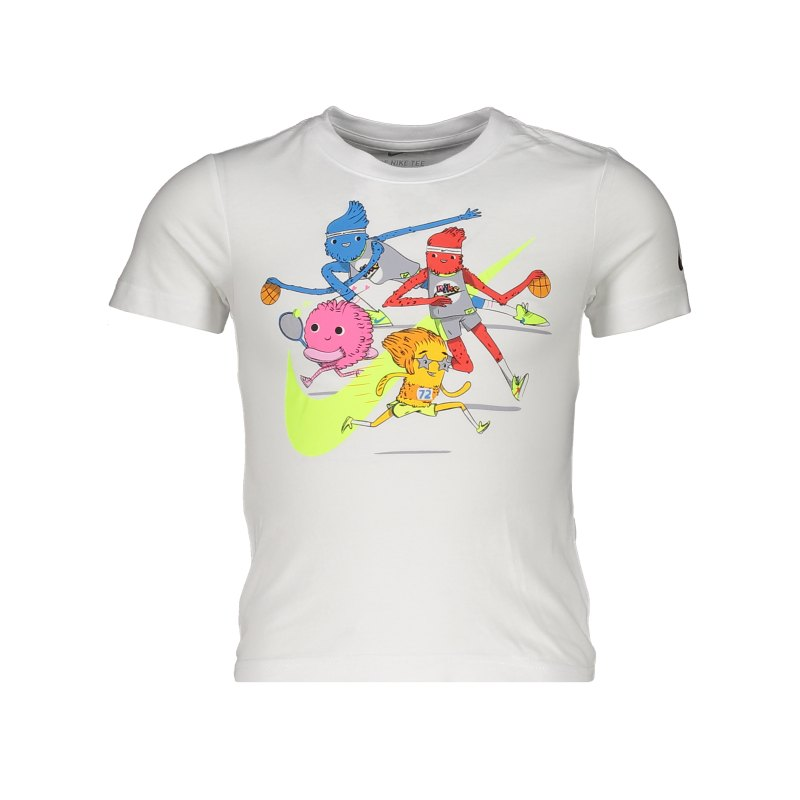 Nike Lil´Monsters Graphic T-Shirt Kids Weiss F001 - weiss