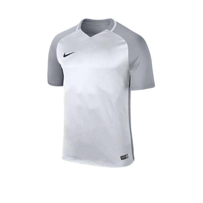 Nike kurzarm Trikot Trophy III Dry Team Weiss F100 - weiss