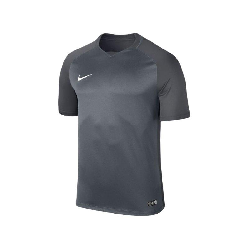 Nike Trikot kurzarm Trophy III Dry Team Kinder F065 - grau