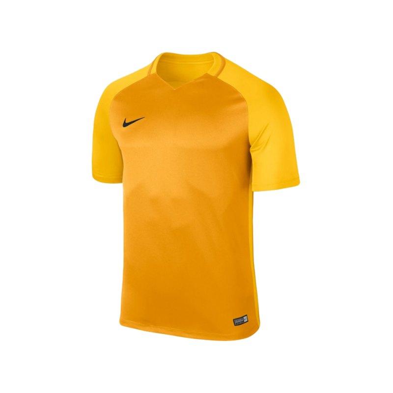 Nike Trikot kurzarm Trophy III Dry Team Kinder F739 - gold